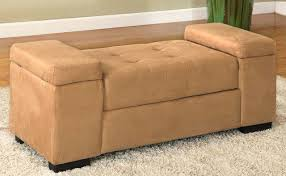 luxury comfort collection classic tufted storage bench ottoman