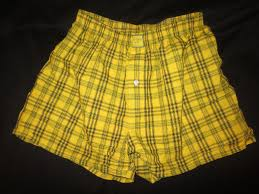 yellow boxer shorts puerto rico spanish for