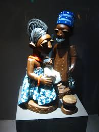 yoruba people the africa guide africanizing christian art exhibition in tenafly nj the jesus