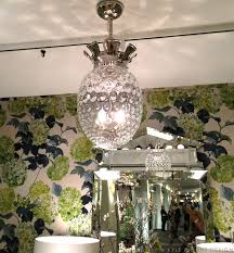 Pineapple Light Fixture Highlights From High Point 1