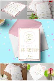 Personalised Wedding Invitation Cards 45 Best Wedding Invitation Inspiration Images On Pinterest