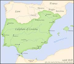 Map Of Al Making Alternate History The Caliphs Of Cordoba Chapter I
