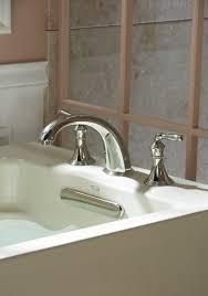 Devonshire Kohler Faucet Kohler Devonshire Deck Rim Mount Bath Faucet Trim For High Flow