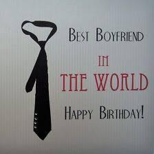 happy birthday card boyfriend ebay