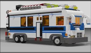 camper van lego lego ideas super deluxe rv