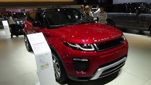 range rover evoque 2017 2017 range rover evoque dynamic exterior and interior auto
