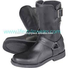 motorcycle footwear mens red motorcycle boots motorcycle police boots mens leather