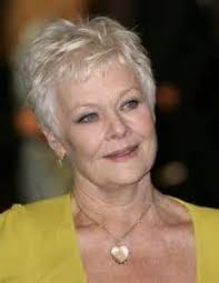 Judi Dench Hairstyle Front And Back Of Head | judi dench hairstyle front and back of head bing images haircut
