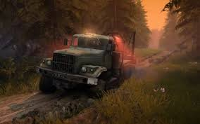 mud truck wallpaper spintires a deceptively simple game that turns mud logs and