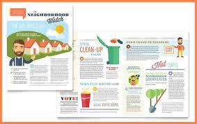 microsoft newsletter template month 3 dynamic reusable newsletter