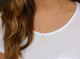 dainty silver necklaces the prettiest necklace 2017