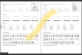 practice alphabet kindergarten is alphabet handwriting practice pages