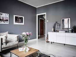 Schlafzimmer Farbgestaltung Modernes Haus Wandfarbe Hellgrau