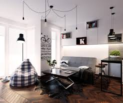 Wall Lights Living Room 5 Simple And Achievable Scandinavian Apartment Designs