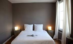 chambre a coucher taupe stunning deco chambre taupe et ideas design trends 2017