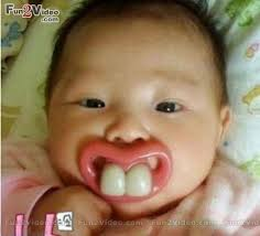 Big Teeth Meme - funny baby picture with big teeth funny pinterest funny pics