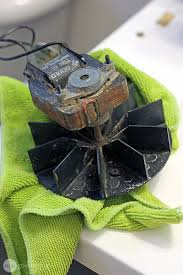 2100 Hvi Bathroom Fan How To Clean That Neglected Bathroom Exhaust Fan One Good Thing