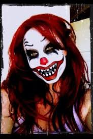 the 25 best scary clown makeup ideas on pinterest creepy clown