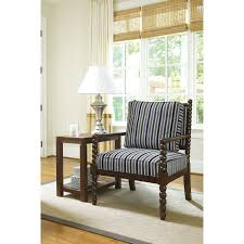 accent chair with spindle styling by ashley furniture wolf and