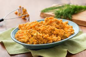 ranch mashed sweet potatoes rachael
