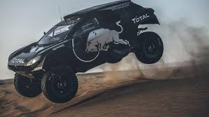 peugeot 2016 video this is peugeot u0027s 2016 dakar monster and it u0027s evil top gear