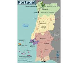 Azores Map Maps Of Portugal Detailed Map Of Portugal In English Tourist