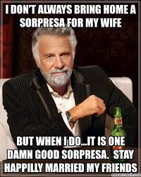 Stacey Meme - sorpresa meme for stacey