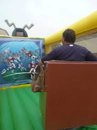 Armchair Quarterback Game Phantom Entertainment Armchair Quarterback Inflatable Party