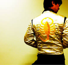 drive jacket replica this winter hideo kojima is the driver charles alan ratliff