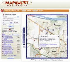 map qwest find cheap gas prices with mapquest somewhat frank
