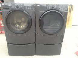 Kenmore Elite Washer Pedestal Apartment Size Washer And Dryer Kenmore Washer And Maytag