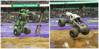 monster truck show in philadelphia monster jam the roarbotsthe roarbots