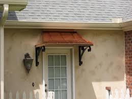 Small Awnings Over Doors Ideas U0026 Design Copper Awnings Design Ideas Interior Decoration