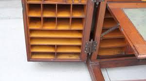 selling standard grade wells fargo wooton secretary patent desk on