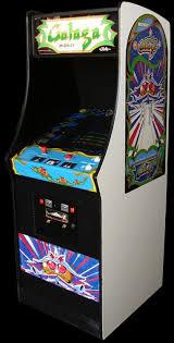 Galaga Arcade Cabinet Hyperscore Challenge 59 Galaga Arcade M A M E Hyperscore