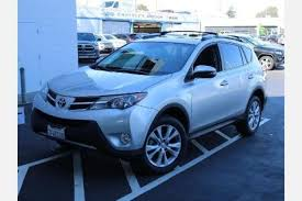 2014 toyota rav4 limited used 2014 toyota rav4 for sale pricing features edmunds