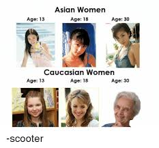 Asian Women Meme - 25 best memes about asian women aging asian women aging memes