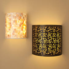 sparkle your home interiors with cordless wall lights warisan