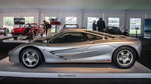 mclaren supercar 2017 mclaren f1 sells for 15 million at bonhams auction u2013 the mclaren