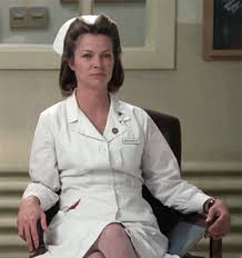 nurse ratched is the human equivalent of the black widow spider she