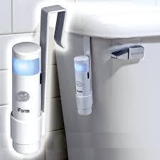 Motion Sensing Light Motion Activated Over Toilet Sensor Light Craziest Gadgets