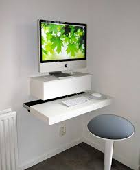 Ikea Small Desks Space Saving Home Office Ideas With Ikea Desks For Small Spaces