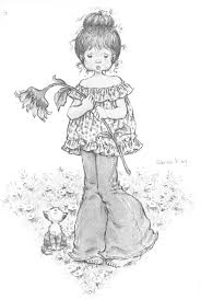 87 best sarah kay images on pinterest holly hobbie coloring