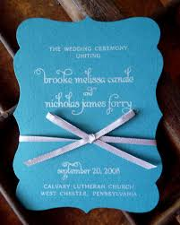how to do wedding programs norris i think this is my favorite i the lettering