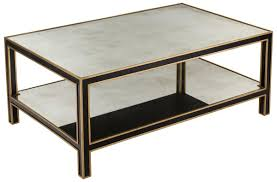 black and gold side table amh4567a safavieh