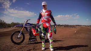fox motocross australia fox head australia pit pass yamaha cdr with dean ferris and dan