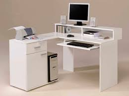 perfect modern l shaped desk ikea throughout design
