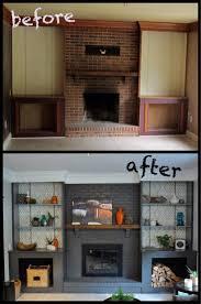 Ideas Fireplace Doors Fireplace Redoing Fireplace Ideas