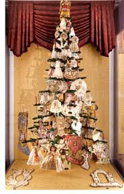 Victorian Christmas Trees And Decorations by Christmas In The Victorian Times Photos