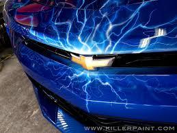 cars killer paint airbrush studio